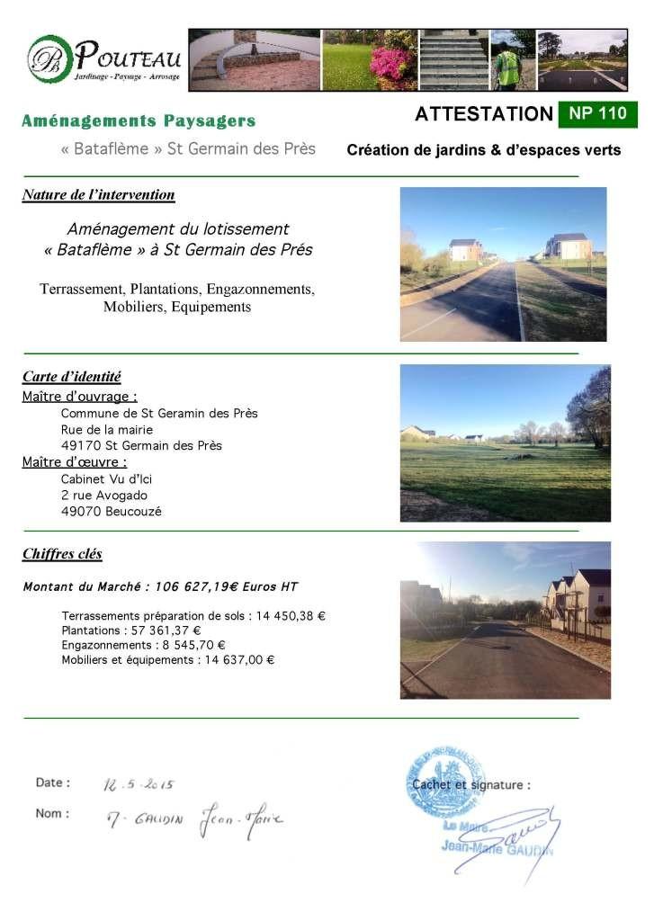 P110 St Germain des Pre